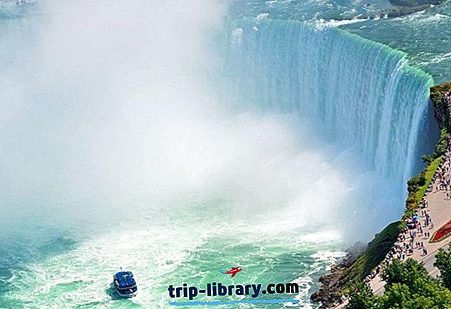 18 Najlepšie hodnotené turistické atrakcie v Ontáriu