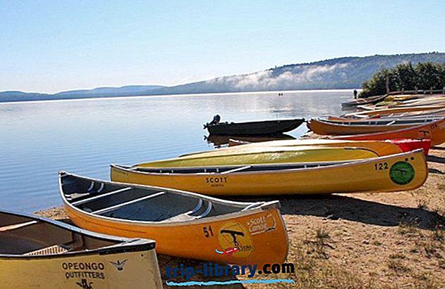8 Geriausi stovyklavietės Algonquin provincijos parke