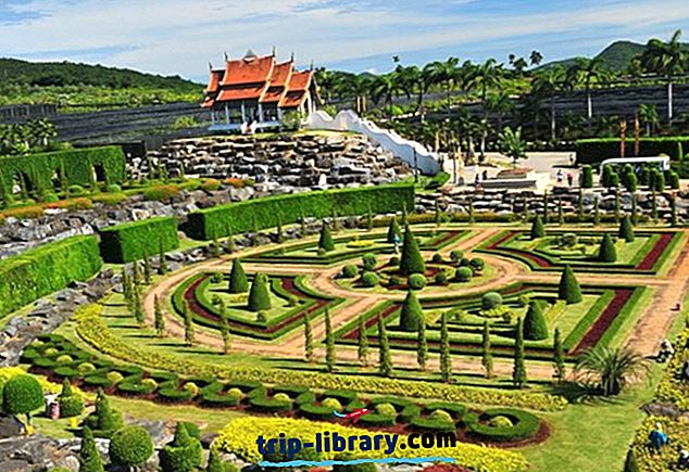 12 Topprankade turistattraktioner i Pattaya