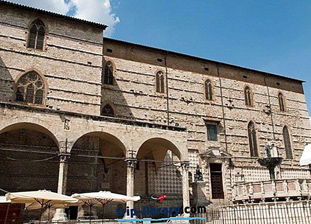 12 Topprankade sevärdheter i Perugia och enkla dagsutflykter