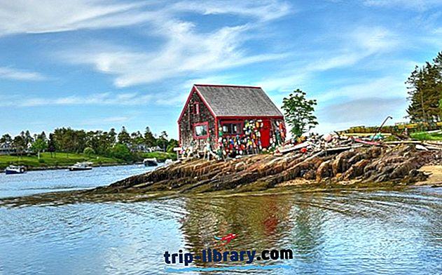 11 Tarikan Pelancong Terunggul di Portland, Maine