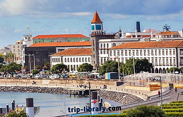 9 Principais atracções turísticas em Ponta Delgada e viagens diurnas fáceis