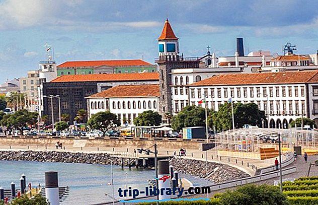 9 Top Turistattraktioner i Ponta Delgada & Easy Day Trips