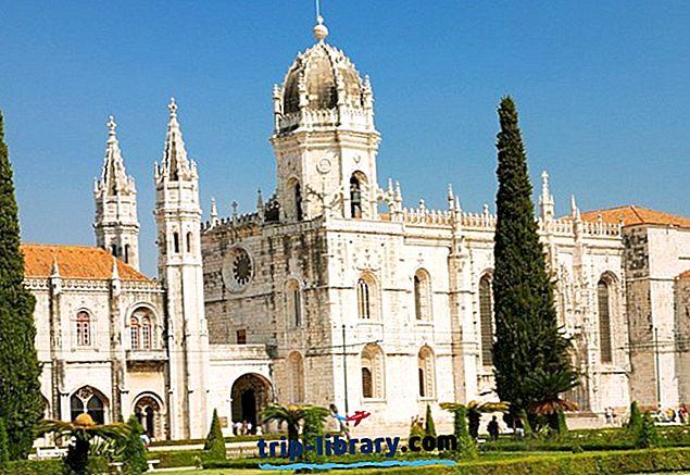 20 mest populære turistattraktioner i Portugal