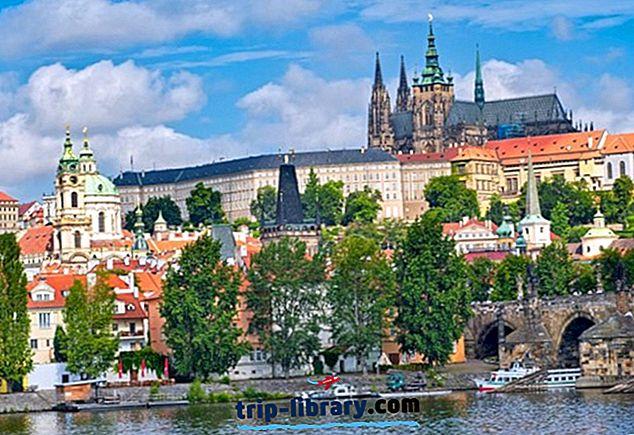 20 Hoog gewaardeerde toeristische attracties in Praag