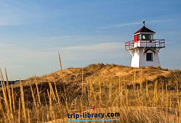 12 tipptasemel turismiobjektit Prince Edwardi saarel