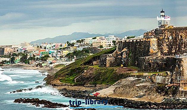 10 điểm du lịch được xếp hạng hàng đầu tại Puerto Rico