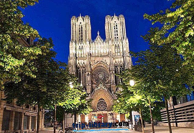 10 Top-bewertete Sehenswürdigkeiten und Aktivitäten in Reims