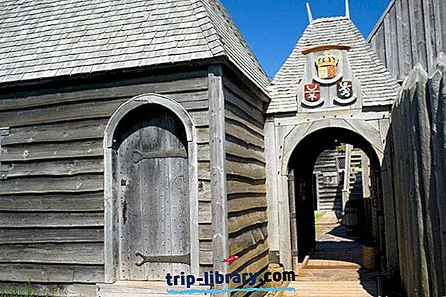 9 найкращих туристичних визначних пам'яток в долині Аннаполіс