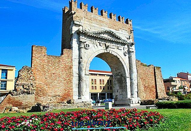 9 legnépszerűbb turisztikai látványosságok Rimini & Easy Day Trips-ban