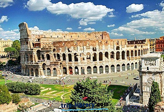 14 สถานที่ท่องเที่ยวยอดนิยมในกรุงโรม