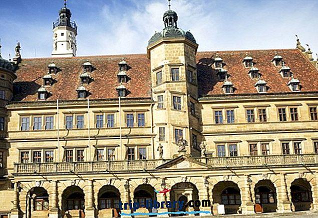 11 Најбоље оцењених туристичких атракција у Ротхенбургу