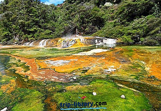 14 legnépszerűbb turisztikai látványosságok Rotorua városában