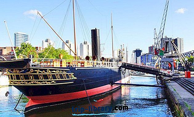 12 nejlepších turistických atrakcí v Rotterdamu & Easy Day Trips