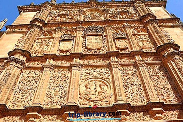 12 populārākās tūristu apskates vietas Salamanca un Easy Day Trips