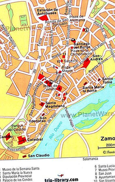 12 Top Turistattraktioner I Salamanca Easy Day Trips