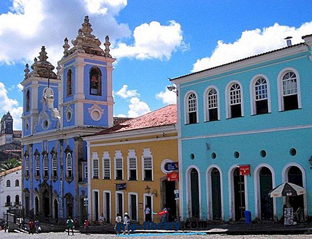 10 mest populære turistattraktioner i Salvador