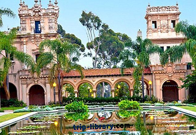 12 Najbolje ocijenjenih turističkih atrakcija u San Diegu