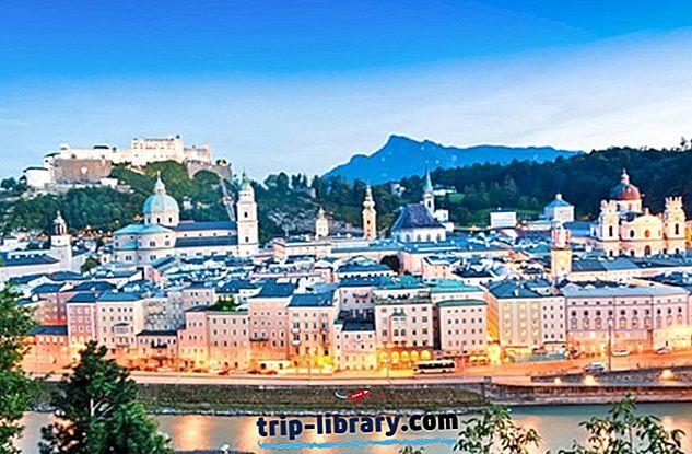 15 Nejlépe hodnocené turistické atrakce a aktivity v Salzburgu