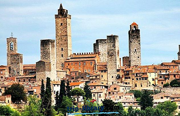 10 populaarseimat vaatamisväärsust San Gimignano & Easy Day Trips