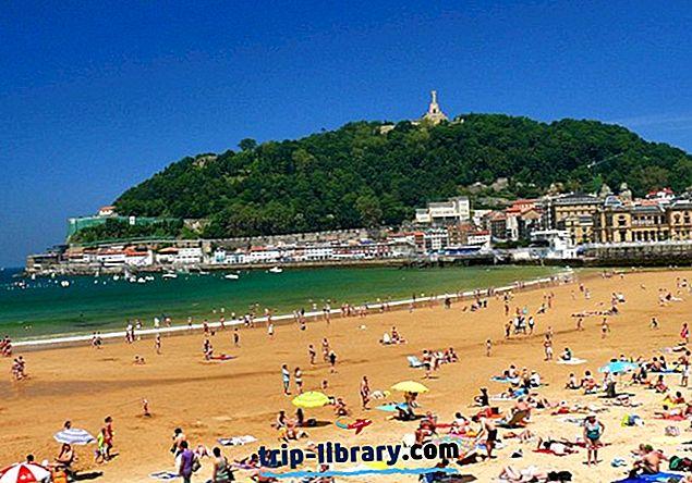 14 populārākie tūrisma objekti San Sebastian & Easy Day Trips