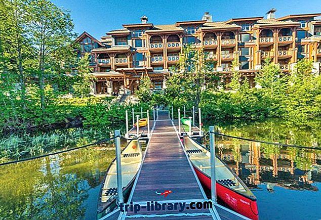 14 najboljih hotela u Whistleru