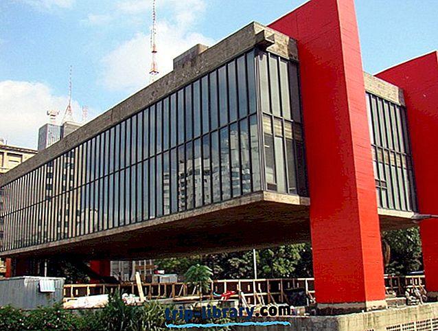 12 populaarseimat turismiobjektid São Paulos