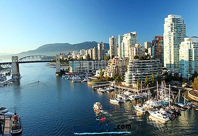14 parhaita paikkoja vierailla Kanadassa