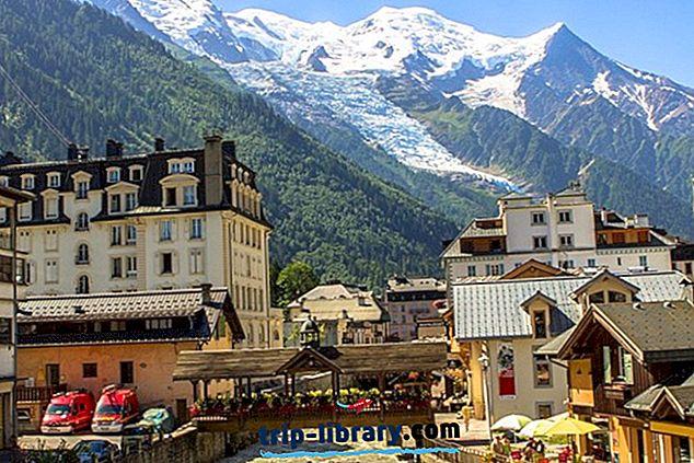 16 Điểm tham quan được xếp hạng hàng đầu & Địa điểm tham quan ở dãy Alps của Pháp