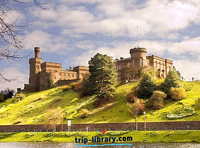 12 Nejlépe hodnocené turistické atrakce v Inverness a na Skotské vysočině