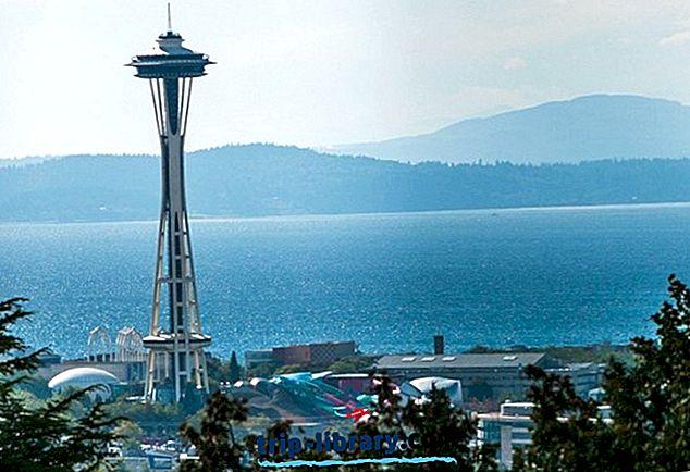 14 най-високо оценени туристически атракции в Сиатъл