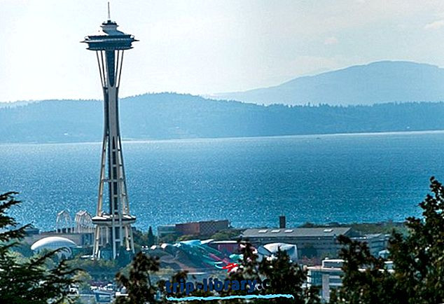 14 tipptasemel turismiobjektid Seattlis