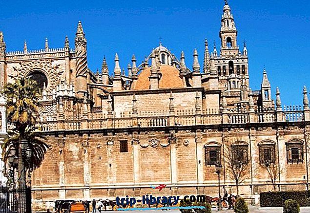 15 Tarikan Pelancong Tertinggi di Seville