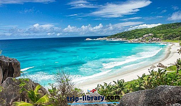 16 Topprangerte turistattraksjoner i Seychellene
