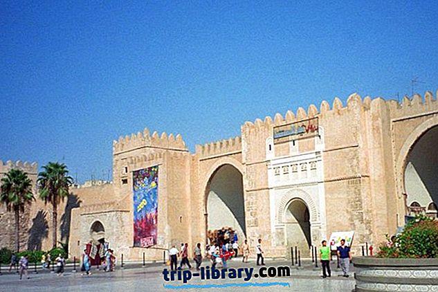 10 Topprangerte turistattraksjoner i Sfax