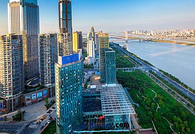 15 tipptasemel turismiobjektid Shanghais