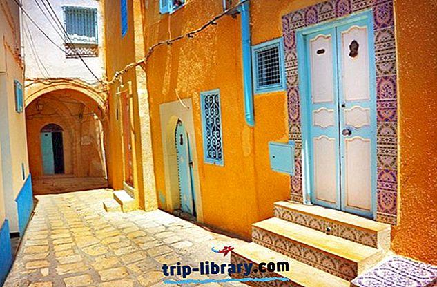 12 populaarsemaid vaatamisväärsusi Sousse's