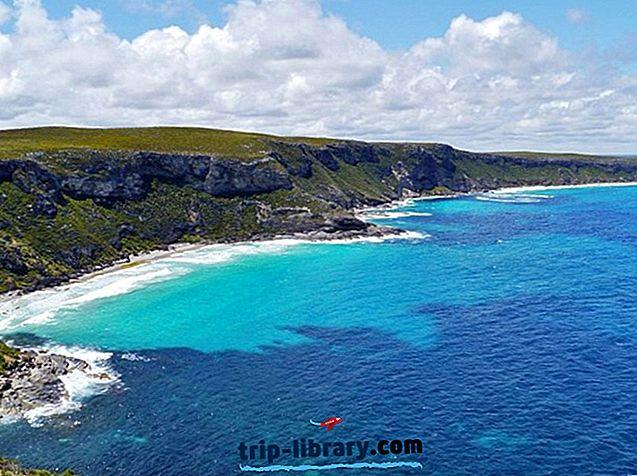 11 Top-bewertete Touristenattraktionen in Südaustralien
