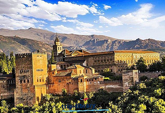 स्पेन में 15 शीर्ष रेटेड पर्यटक आकर्षण