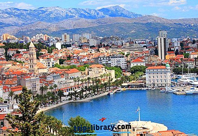 12 Bedst bedømte attraktioner og ting at gøre i Split