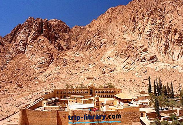 Püha Katariina klooster: külastajate juhend