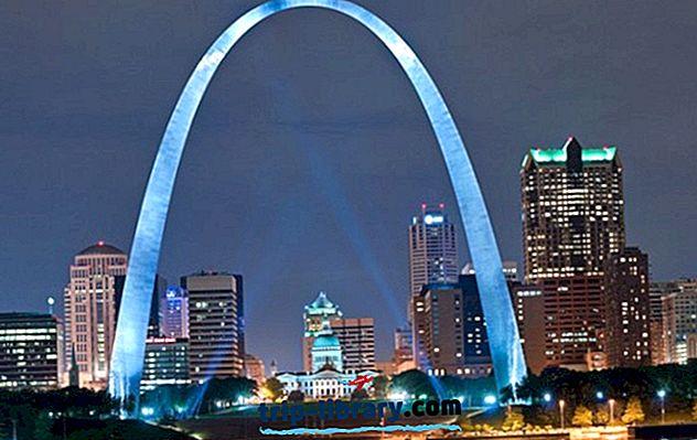 11 Nejlépe hodnocené turistické atrakce v St. Louis