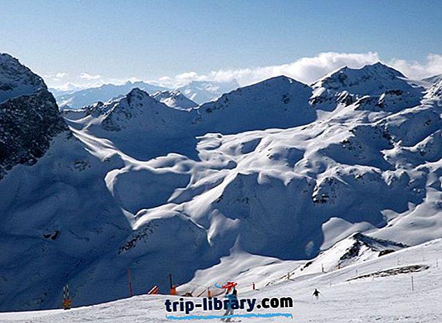 8 Objek Wisata Top di St. Moritz & Perjalanan Mudah Hari