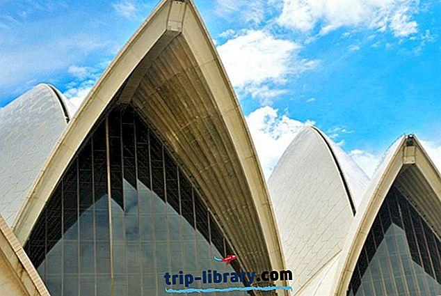 18 Top-bewertete Sehenswürdigkeiten in Sydney