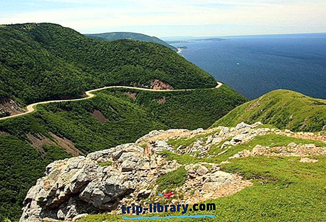 8 principais atracções turísticas em Cape Breton Island