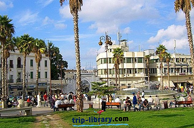 11 Tangierin suosituimmat nähtävyydet