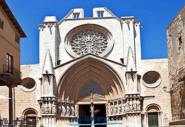 11 Nejlépe hodnocené atrakce v Tarragona & Easy Day Trips