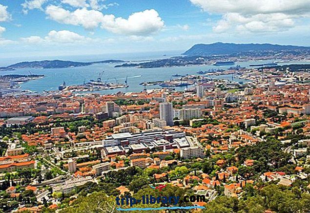 10 Top Touristenattraktionen in Toulon & einfache Tagesausflüge