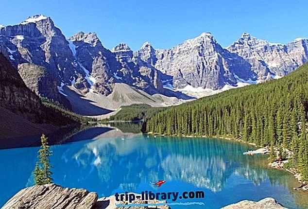 カナダへの旅行を計画する:7つの素晴らしい旅程