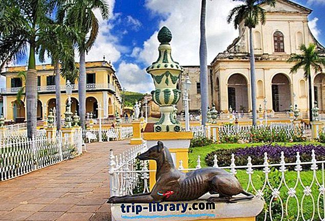 8 Топ туристически атракции в Тринидад, Куба и лесни екскурзии